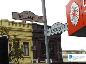 Williams Street 1