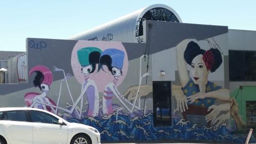 Street Art Beaufort St 4