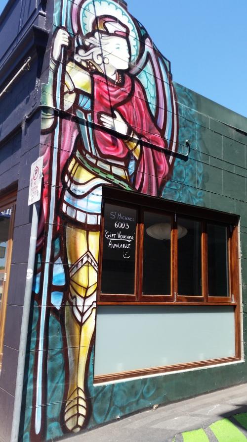 Street Art Beaufort St